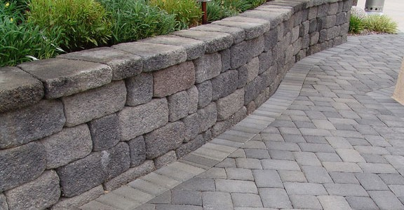 Hardscapes- patios and walkways